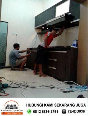 Jasa Pembuatan Kitchen Set Bogor: Jasa Pembuatan Kitchen Set Bogor