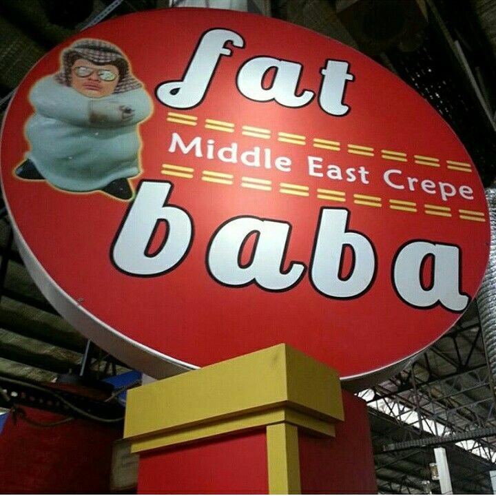 Fatbaba NOW open @pasarsanta & Delivery order by WA: 081218891992 #youknowmytaste,RIGHT!