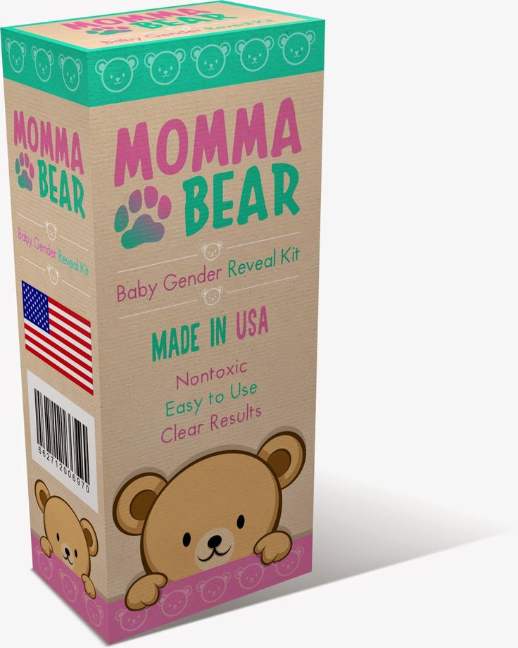 mygreatfinds: Momma Bear Baby Gender Test Review + Giveaway 10/6 US/CAN