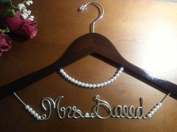 Bridal Hanger Customized Wedding Hangerbridesmaid Mother Of The Bride On