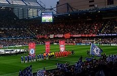 Chelsea FC - it's on tonight!