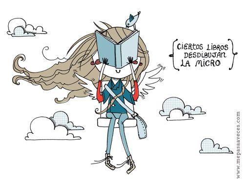 Me pasa a veces... Vero Rodríguez Illustration