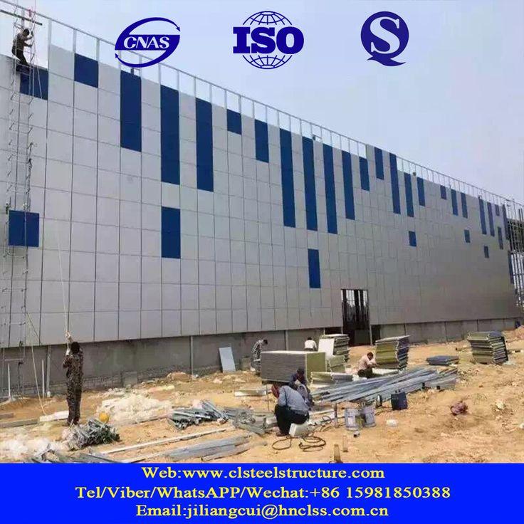China suppliers prefab structrual frame prefabricated steel workshop