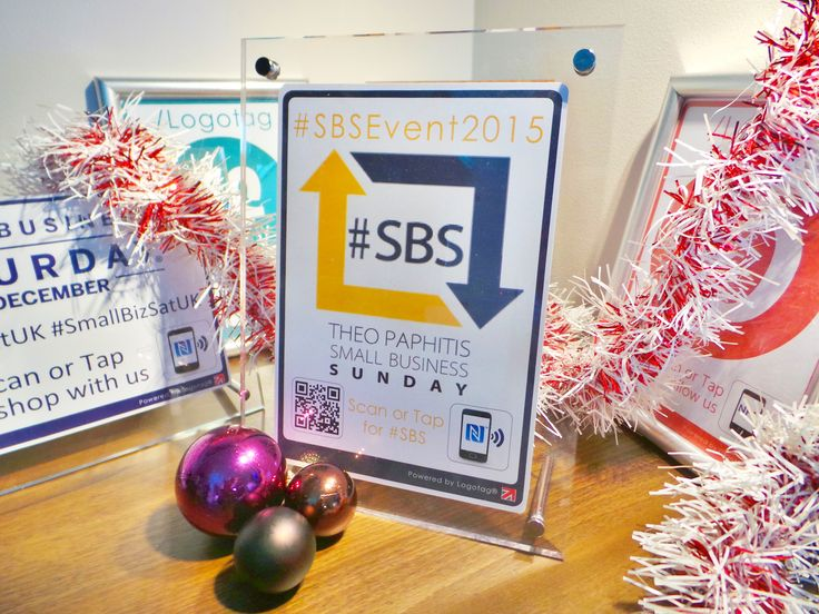 Looking forward to meeting up with all of the #SBS winners and Theo in January at the #SBSEvent2015 #logotag