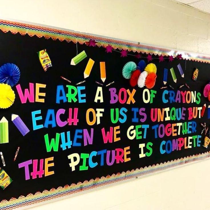 50 Bulletin Boards Ideas For Your Beloved School Bulletin