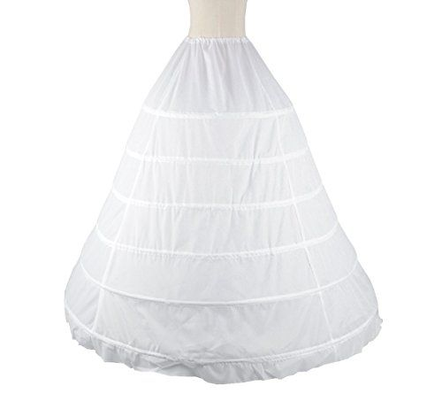 Eyekepper ALine 6 Hoop Bridal Wedding Gown Tutu Petticoat Skirt Slip >>> To view further for this item, visit the image link.