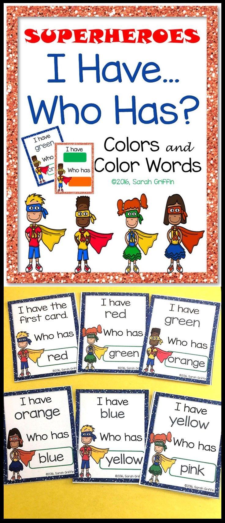 color games kindergarten : The 25 Best Ideas About Color Words Kindergarten On Pinterest English Worksheets For Kindergarten Color Activities Kindergarten And English Kindergarten