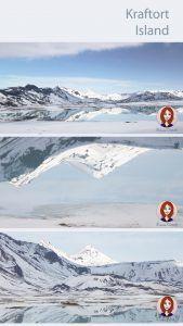 Es ist traumhaft, durch Islands Landschaften zu wandern, auch im Winter! Traumhaft, … aber eisig kalt! Hier beim Golden Circle im Winter.