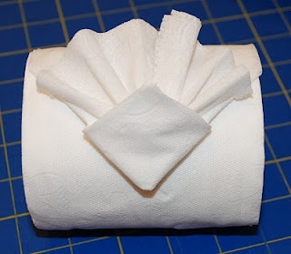 How to fold toilet paper into a flower juvecenitdelacabrera how mightylinksfo