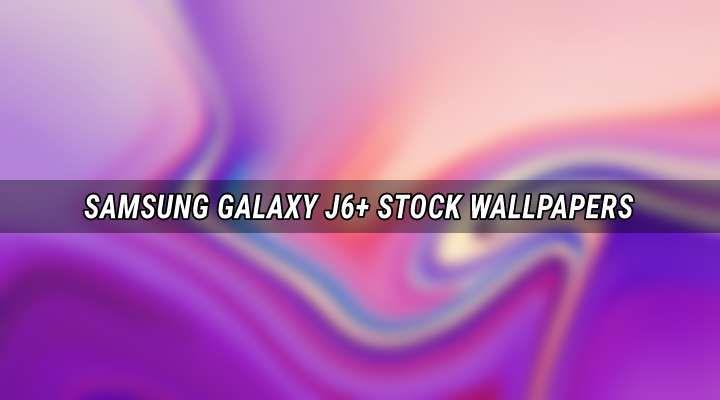 Download Samsung Galaxy J4 Galaxy J6 Plus Wallpapers Droidviews Samsung Galaxy Galaxy Stock Wallpaper