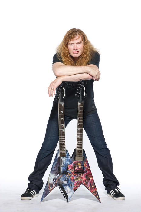 Dave Mustaine - Fast and good