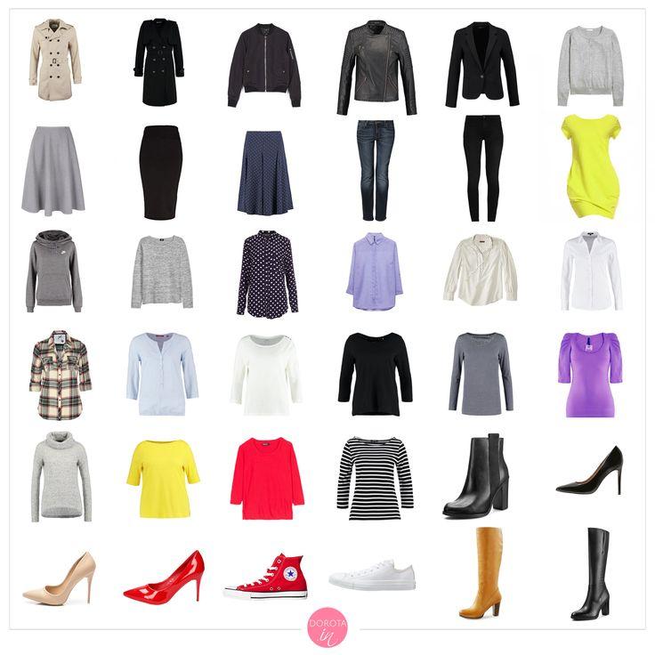 Garderoba kapsułowa na jesień czyli jesienna szafa minimalna. 36 sztuk ubrań, które warto mieć na jesienny sezon.  Polish autumn capsule wardrobe. 36 pieces of clothes and shoes.  http://dorota.in/garderoba-kapsulowa-na-jesien-jesienna-szafa-minimalna/  #moda #fashion #style #capsulewardrobe #garderobakapsułowa #szafaminimalna #minimalist #styl #lifestyle