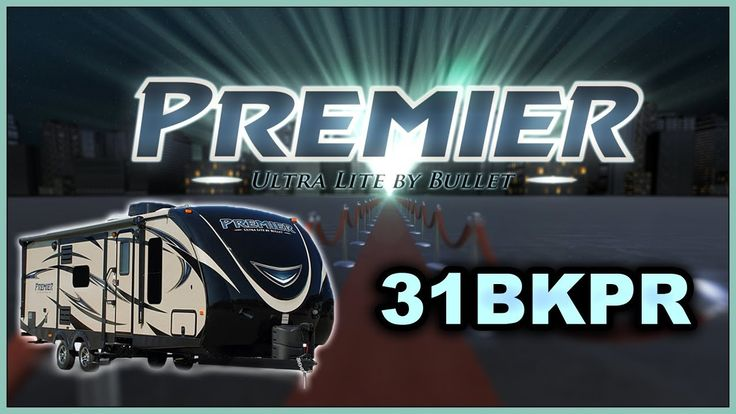 2018 Keystone Premier 31BKPR Travel Trailer RV For Sale Lakeshore RV Center Find out more about 2018 Premier 31BKPR at https://lakeshore-rv.com/premier-rv/premier-31bkpr/?pr=true call 231.760.8805 or stop in and see one today!  Your family deserves the best on your next camping trip and this 2018 Premier 31BKPR travel trailer from Lakeshore RV is it!   The laminated fiberglass exterior side walls on this Premier RV give it a sleek look. The aggressive front profile increases towability…