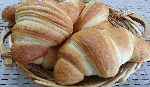 Croissants l�gers weight watchers, une recette facile et simple � r�aliser, retrouvez les ingr�dients et les �tapes de pr�paration