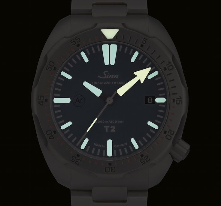 """Sinn T1 B, T2 B Dive Watches: Same Titanium, More Blue - by James Stacey - see more about both models now on aBlogtoWatch.com """"Sinn, the German manufacturer of all things tool watch, has announced an update to their T1/T2 family of titanium dive watches. Now available with deep blue dials, the new Sinn T1 B and T2 B models remain largely unchanged from the T1 and T2 that Sinn launched at Baselworld in 2013 - translating Sinn's U-series dive watches into another thoroughly dive-ready…"""