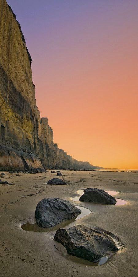 Demons Bluff, Anglesea, Great Ocean Road, Victoria, Australia #aussie #greatoceanroad