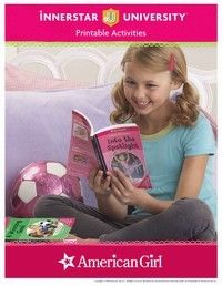 free printable american girl doll games, activities and puzzles