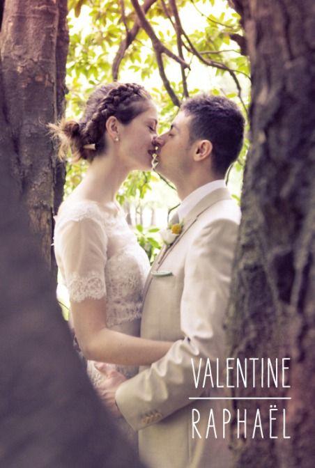 Carte de remerciement mariage, carton de remerciement mariage à personnaliser - Par Fairepart.fr