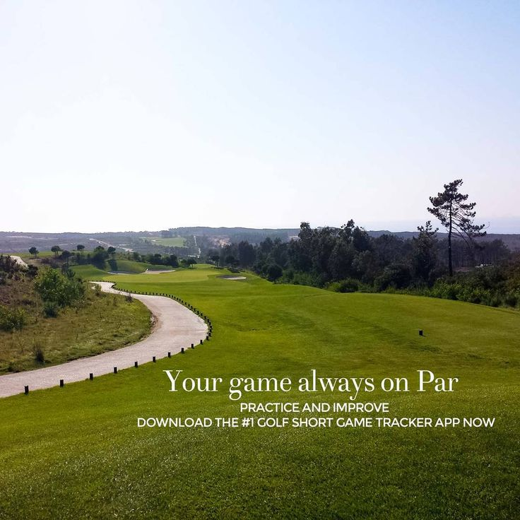 """""""Hit it close to make up and down. Practice your shots with the Golf Short Game Tracker at http://www.golfshortgametracker.com…"""""""
