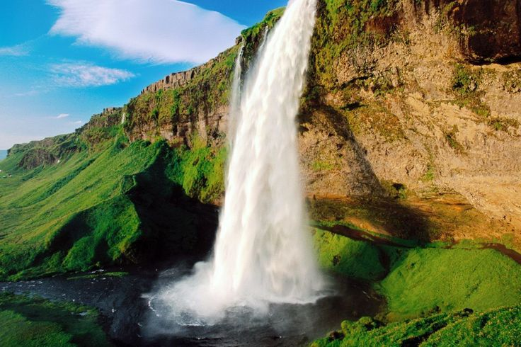 Seljalandsfos, Iceland, Top 10 Most Amazing Waterfalls In The World - Always in Trend   Always in Trend