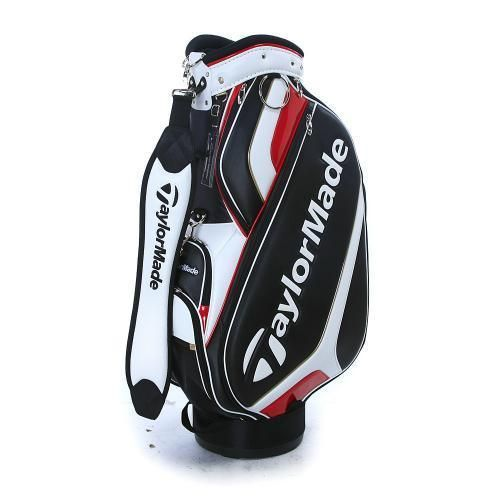 bc9a918da705 TaylorMade G-8 Series Grand Style Caddie Golf Bag Club Backpack Black Red  BP4050  TaylorMade  Modern