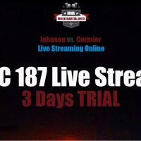 UFC 187 Live