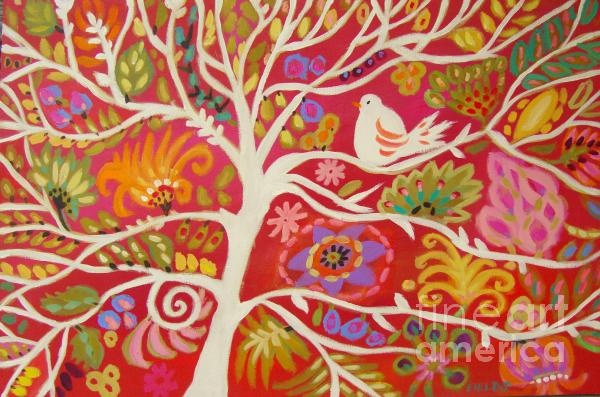Tree of Wisdom - Karen Fields