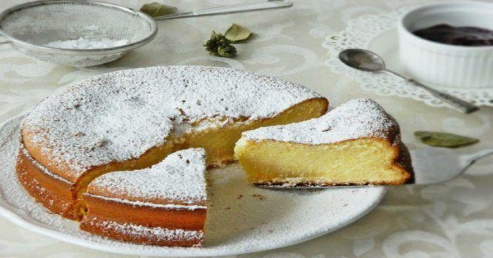 Δε θα το πιστεύετε!!!Φανταστικό κέικ με ζαχαρούχο μόνο με 4 υλικά! -idiva.gr