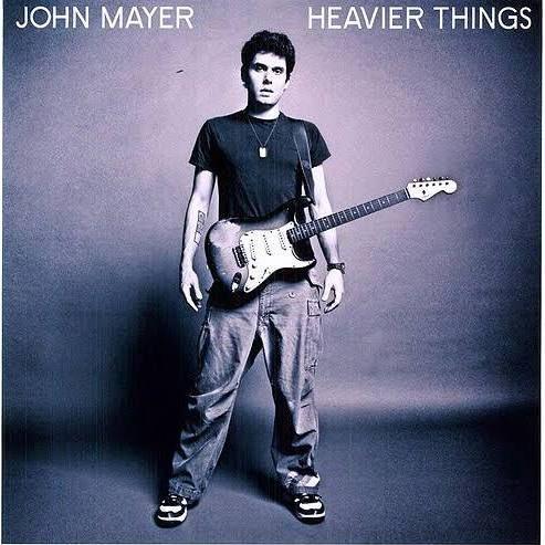 John Mayer - Heavier Things Vinyl
