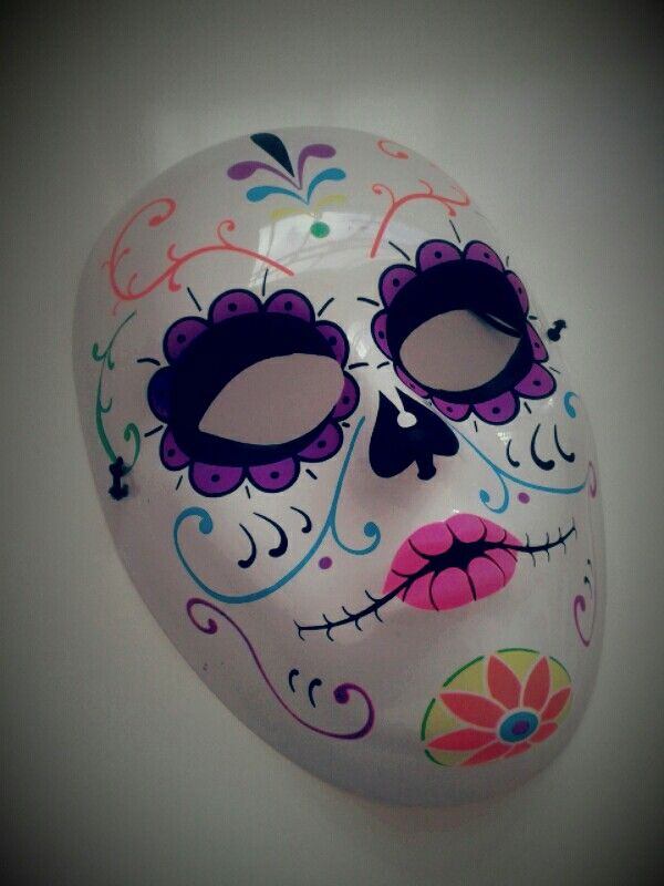 La Catrina Mask For Woman A Mexican Wedding Photos By The Perfect Gift Decor