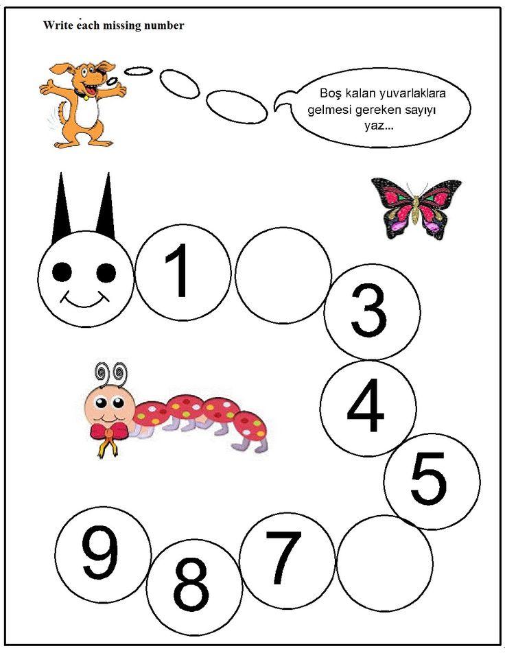 missing number worksheet for kids (2)