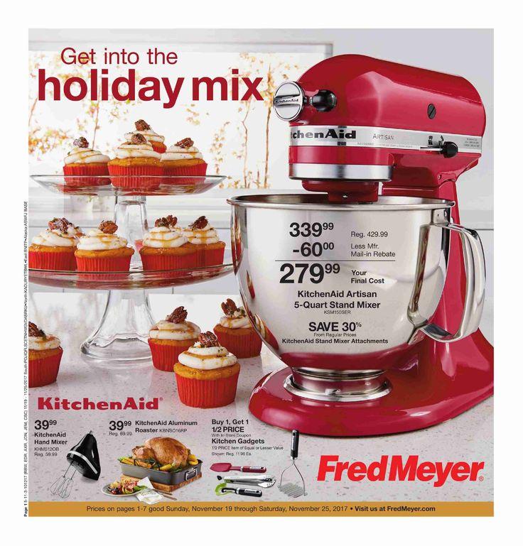 Fred Meyer General Merchandise November 19   25, 2017   Http://www