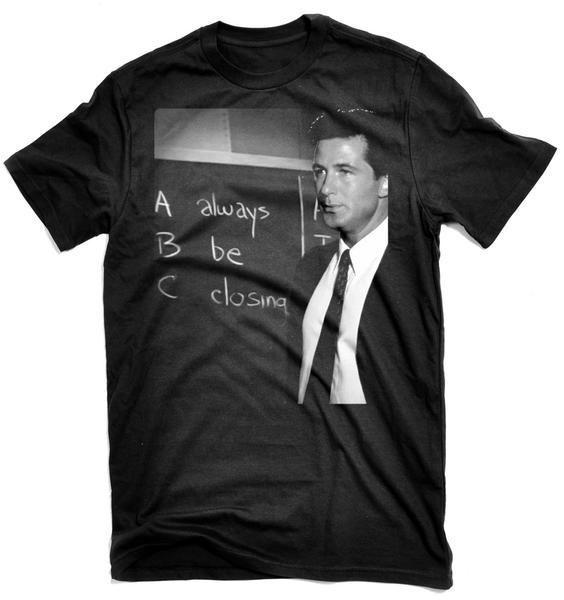 Glengarry Glen Ross / abc-shirt shirt – Das Bootleg