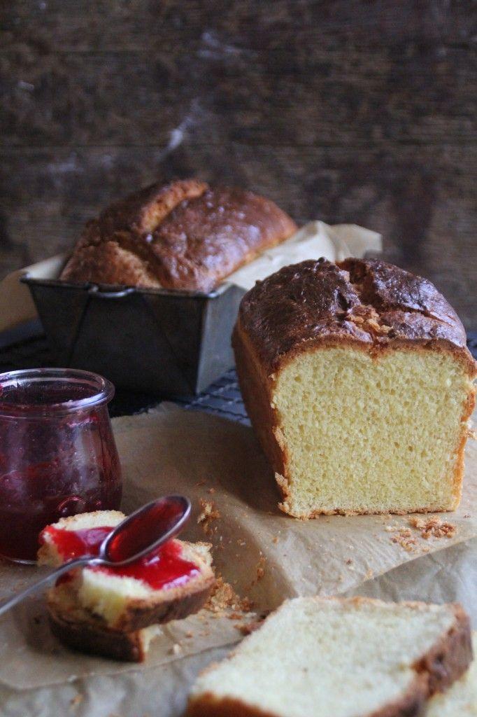 Brioche, en fantastisk deilig brød med litt vaniljesmak. Ikke en hverdagsbrød akkurat, men av og til har man lyst å ha en fransk start på dagen!