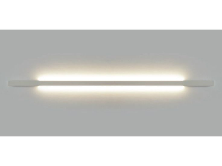 Indirect light wall lamp F-LED INSIDE F-Led Series by Orbit
