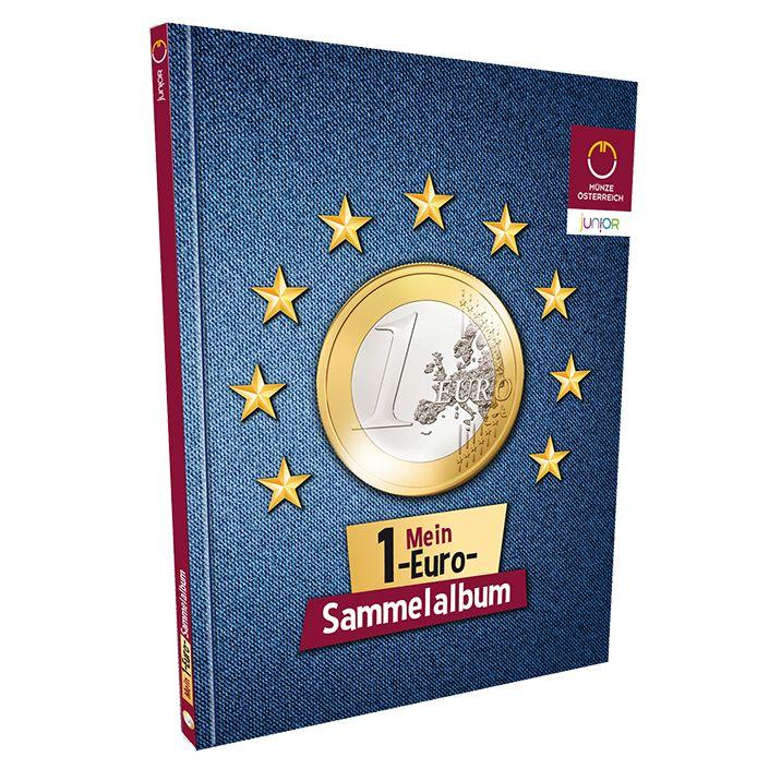 Bestücke das Album mit 19 verschiedenen 1-Euro-Münzen aus 19 verschiedenen Ländern. So nebenbei erfährst du im Heft hochinteressante, spannende, kuriose, spaßige Geschichten über die 19 Nationen: So wird Europa in seiner Vielfalt anschaulich und greifbar.Sammeln, tauschen, und auch noch was gelernt dabei.