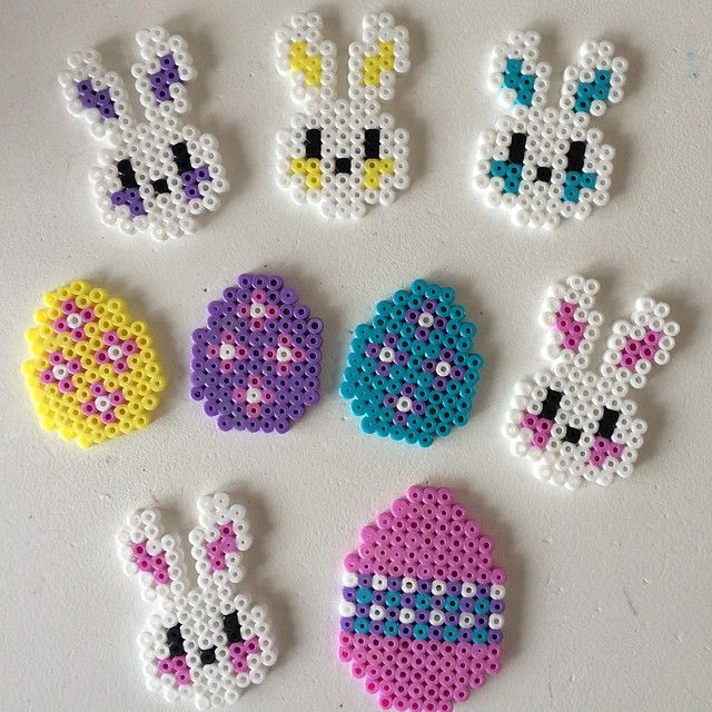 Easter hama beads by sibhof_