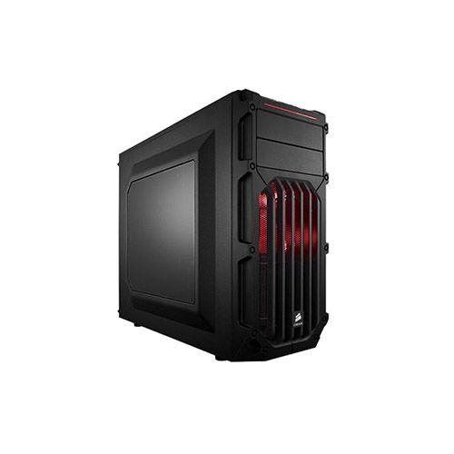 Pour les passionnés du Gaming, Micromédia vous propose l'accessoire informatique le plus puissant et performant, le boîtier pour PC Gamer Corsair Carbide SPEC-03 Red LED à prix fort intéressant !