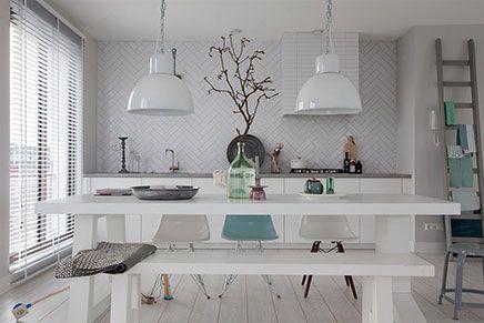Stijlvol appartement in de Witte Kaap in IJburg Amsterdam | Inrichting-huis.com