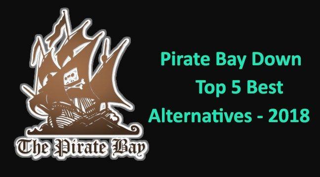 new pirate bay
