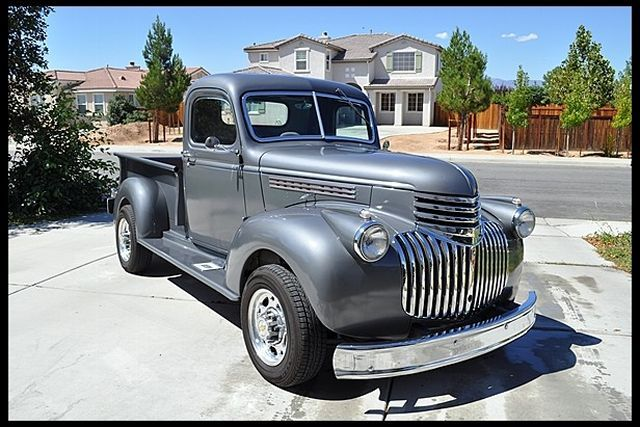 380 best 41-46 chevy truck images on Pinterest | Chevy ...