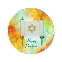 Passover Greetings Sticker by Spice