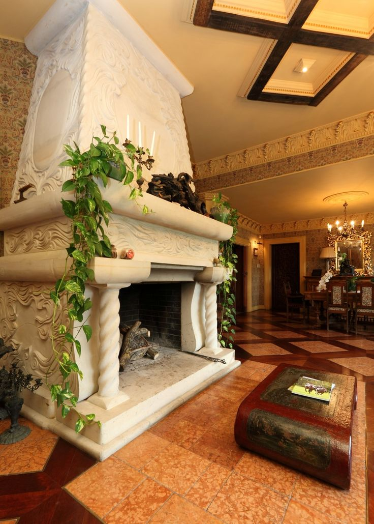 #homestate #homeestate #realestate #apartment #fireplace #design #unique #interior #warsaw #premium