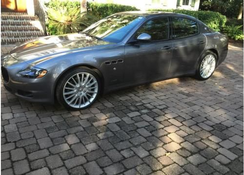 2013 Maserati Quattroporte GTS Executive Sport for sale by owner on Calling All Cars https://www.cacars.com/Car/Maserati/Quattroporte_GTS/Executive_Sport/2013_Maserati_Quattroporte_GTS_for_sale_1012011.html