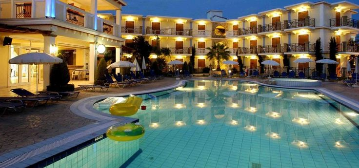Plaza Pallas Hotel | Tsilivi The perfect choice for those who wish to spend their vacation in an accommodation full of life with a high quality of half board and all inclusive holiday packages.