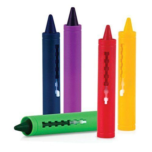 Play Visions Crayola Bathtub Crayons, 9 Count