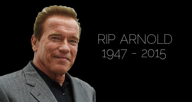 Actor (and former California governor) Arnold Schwarzenegger has not passed away of a heart attack. He's the victim of another celebrity death hoax.