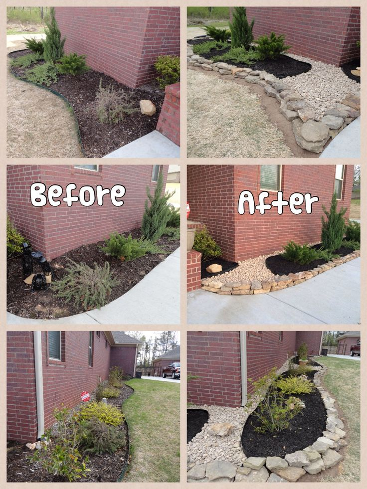 The 25 best black mulch ideas on pinterest mulch for Landscaping rock louisville ky