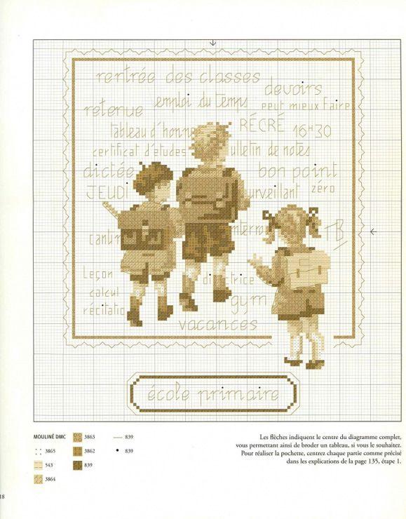 Gallery.ru / Фото #10 - Школьный альбом от Veronique Enginger - mayaak