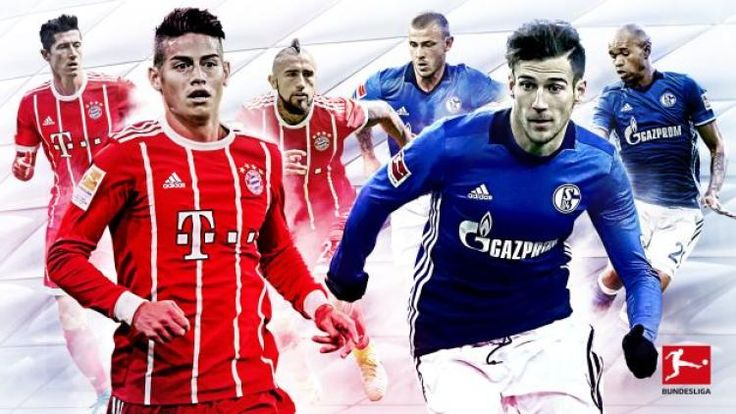 James vs. Meyer, Vidal vs. Goretzka and the key battles that will decide Bayern Munich vs. Schalke: James Rodriguez trying to outwit Max…
